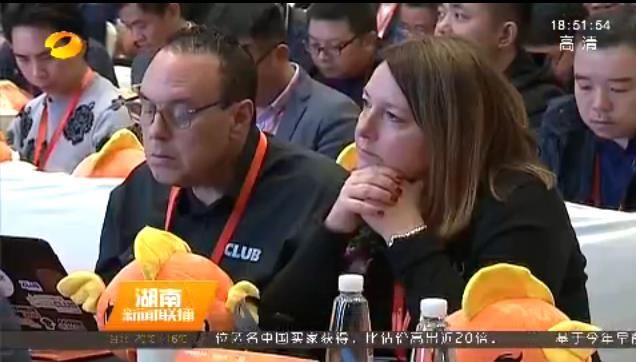 jeffmichele-on-hunan-tv